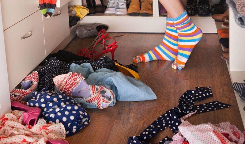 Organising Your Underwear