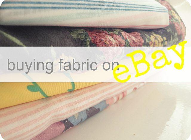 Buying Fabric On Ebay