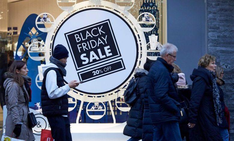 Black Friday Sales Discounts