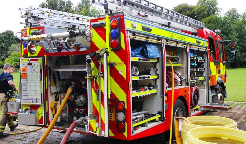 Flash Giveaway – Fireman Sam Fire Engine And Figure