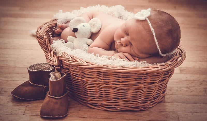 New Mum Gift Basket