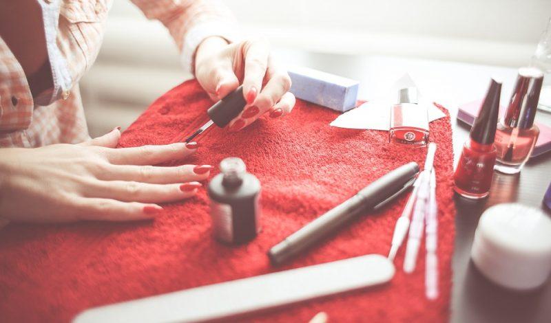 Organising Nail Polish – Updated