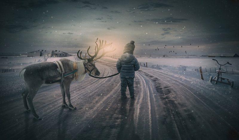 Teacake Reindeer