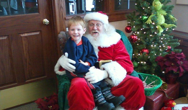 Told Children No Santa 12daysofthriftmas?