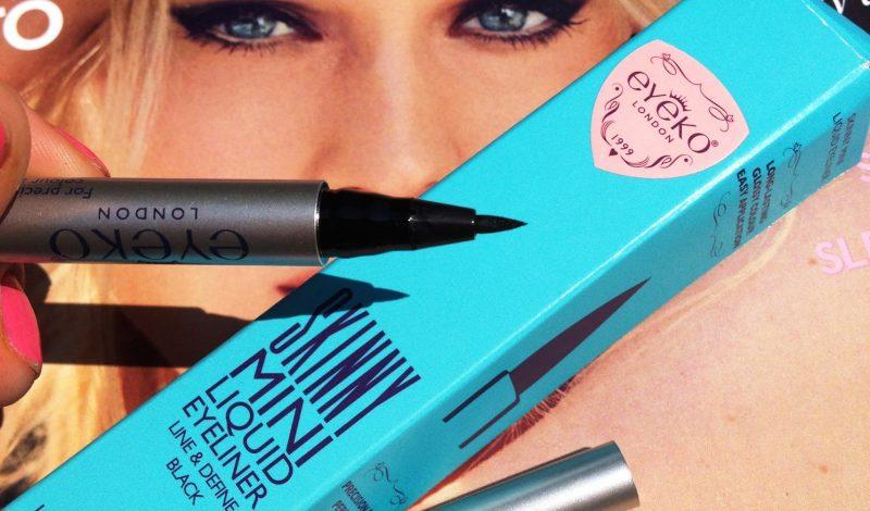Magazine Freebie Eyeko Skinny Liquid Eyeliner