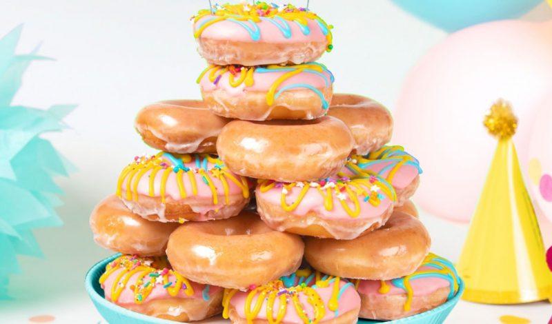Claim Free Doughnut Krispy Kreme