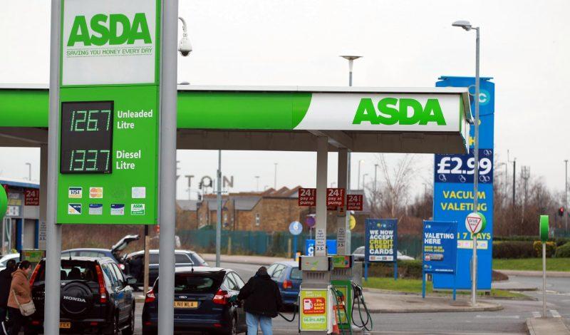 Supermarket Petrol Price War