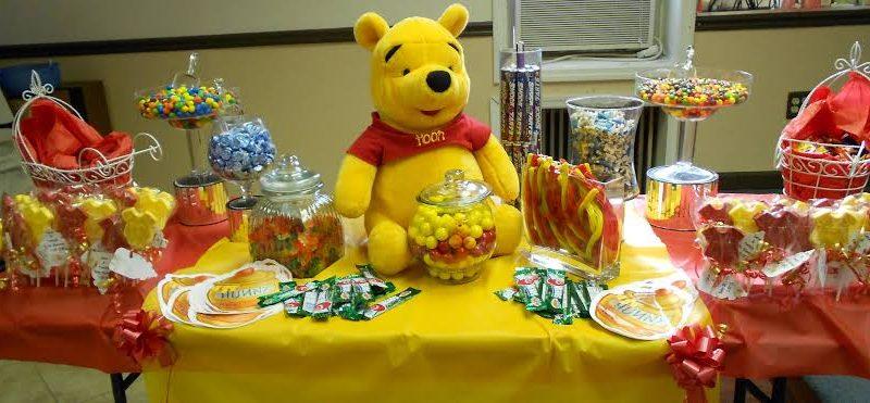 Best Winnie The Pooh Baby Shower Theme Ideas
