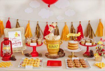 Best Winnie The Pooh Baby Shower Invitations