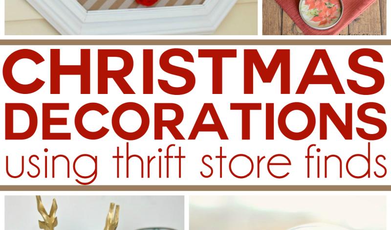 Thrifty & Useful Christmas Blog Posts